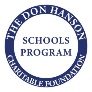 The Don Hanson Charitable Foundation logo