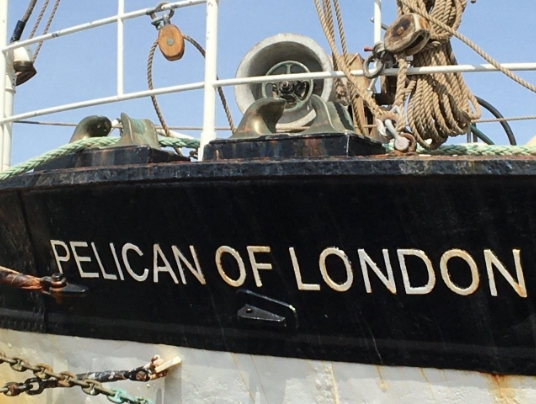 The Pelican of London